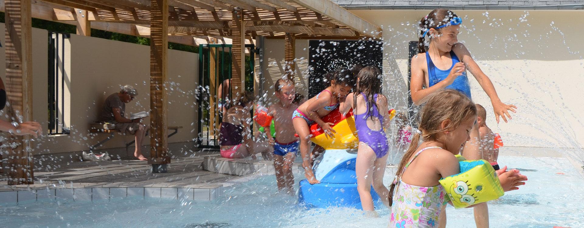 Ouverture des piscines d'été