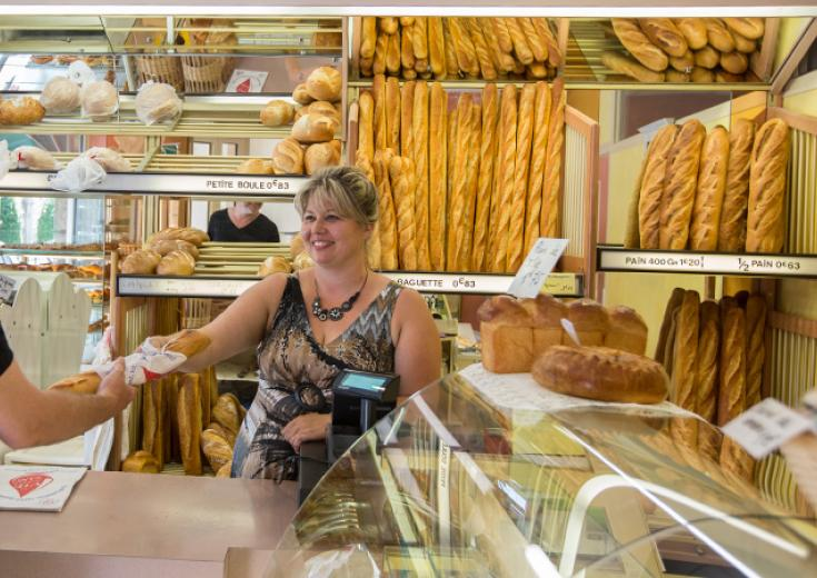 Boulangerie Rouland à Bais dans les Coëvrons