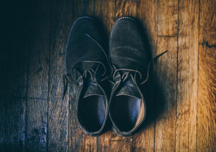 Réparer les chaussures