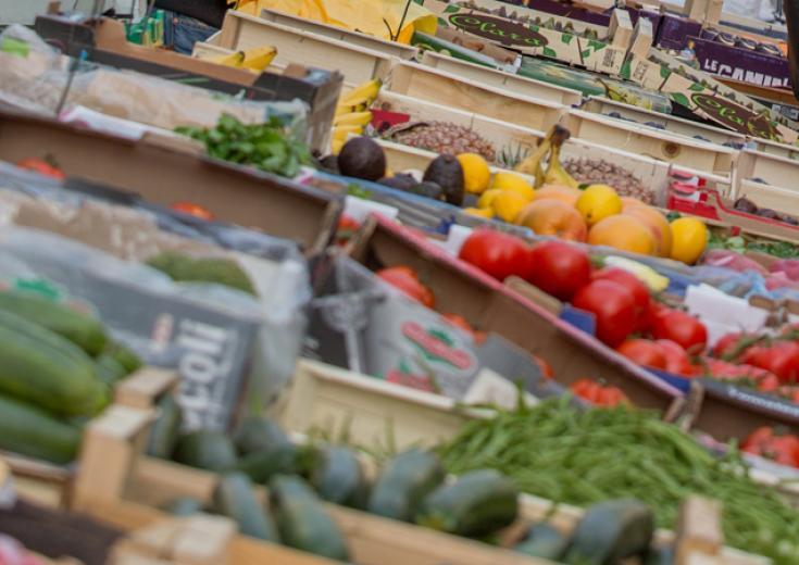 Distribution alimentaire dans les Coëvrons
