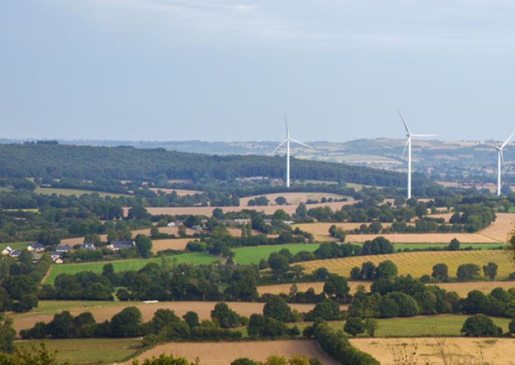 Energie renouvelable dans les Coëvrons