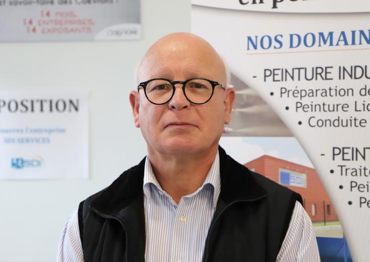 Pascal Hochart - Entreprises SDI Services