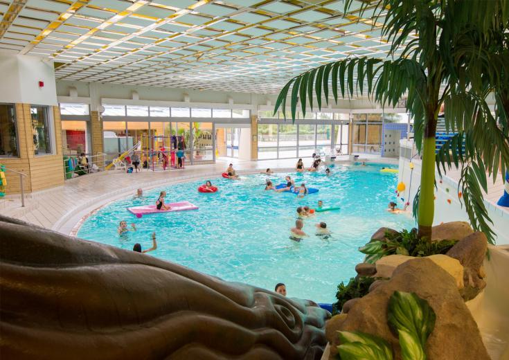 Le Jardin aquatique à Evron