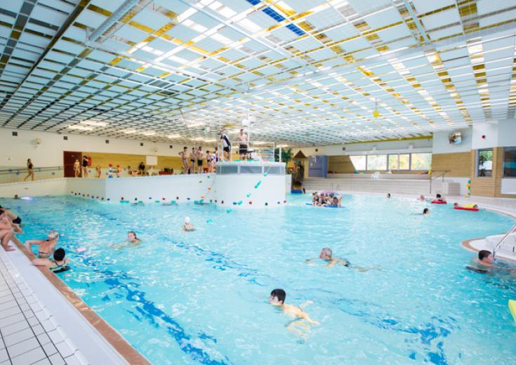 le jardin aquatique piscine coevrons