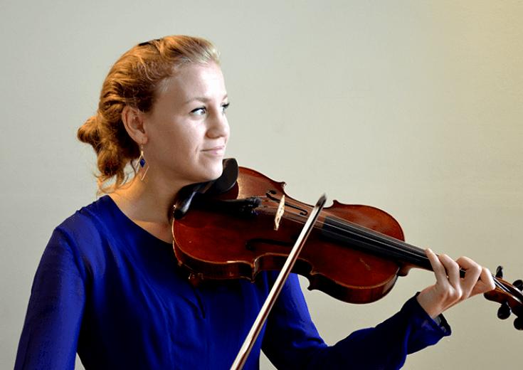 Professeur de violon