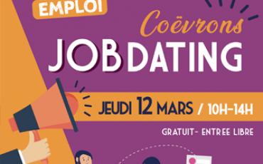 Job Dating dans les Coëvrons - 2020