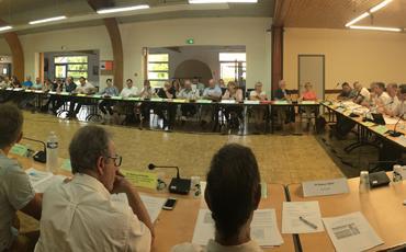 Prochain conseil communautaire de la Communauté de communes des Coëvrons