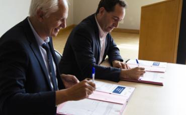Signature du premier Contrat Local de Santé 2018-2020