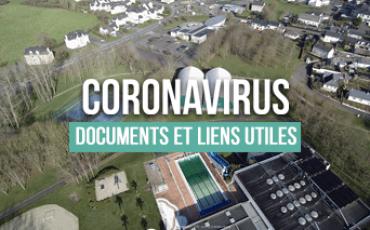 Coronavirus : documents et liens utiles