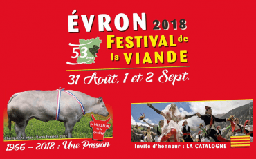 Festival de la viande à Evron