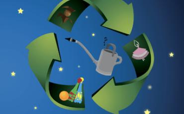 La magie du jeu recyclé