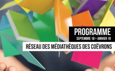 Programme médiathèques dans les Coëvrons : 2018-2019