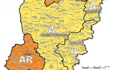 Sécheresse en Mayenne