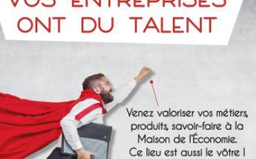 Vos entreprises ont du talent !