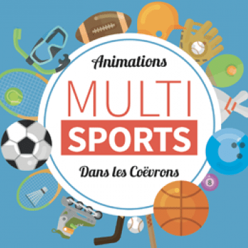 Animations multisports 2020 dans les Coevrons