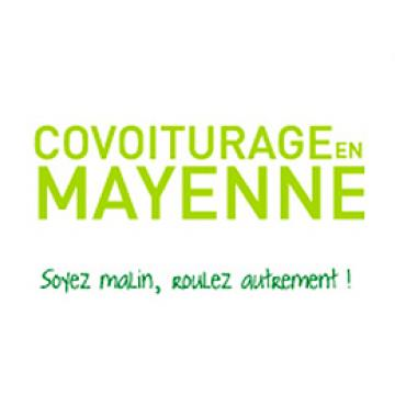 Co-voiturage en Mayenne