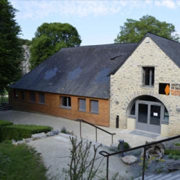 Musée de préhistoire de la vallée des grottes de Saulges