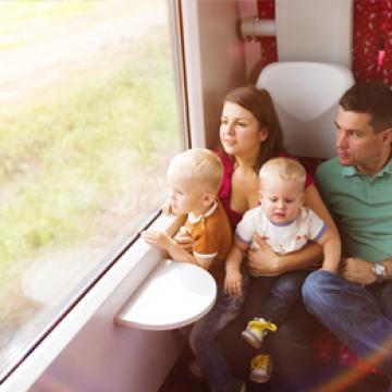 Se déplacer en train