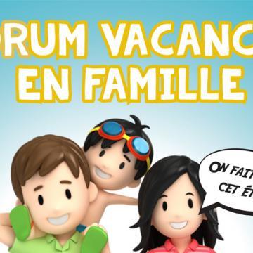 Forum vacances en familles