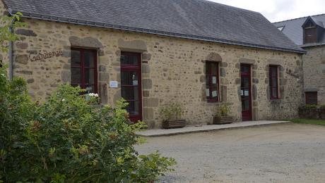 Bibliothèque de Champgenéteux