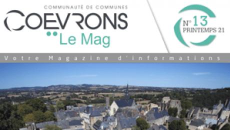 Coëvrons Le Mag - Printemps-2021