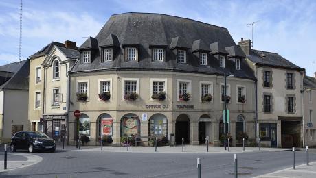 Office de tourisme à Evron
