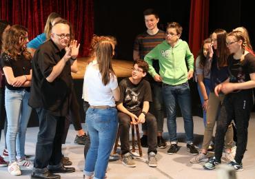Stage théâtre pour les ados