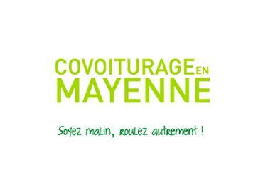 Co-voiturage en Mayenne