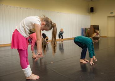 Danse au Conservatoire des Coëvrons