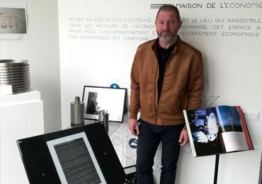 Vincent Jacquemin de la société SMM