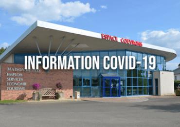 Informations COVID 19 - Communauté de communes des Coëvrons