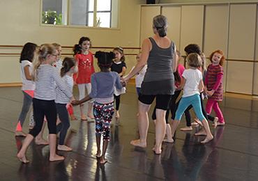 Initiation musique et danse