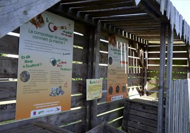Environnement : compostage partagé
