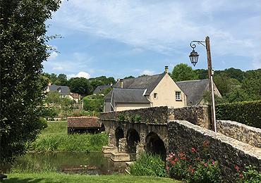 Les 36 communes des Coëvrons