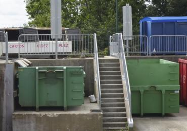 Les déchets acceptés