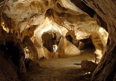 La vallée des Grottes de Saulges en Mayenne