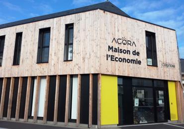 Agora - La maison de l'Economie des Coëvrons