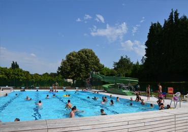 piscine de Bais - Coëvrons