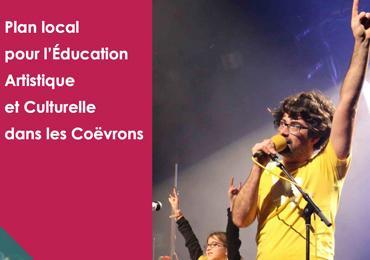 Le plan local pour l'éducation artistique et culturelle dans les Coëvrons
