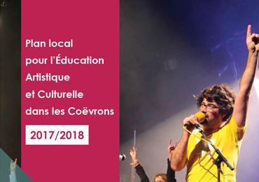 Plan local pour l'Éducation Artistique et Culturelle dans les Coëvrons