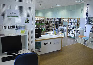 Tarifs des médiatheques/bibliothèques des Coëvrons