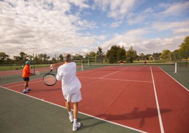 Tennis au Gué de Selles