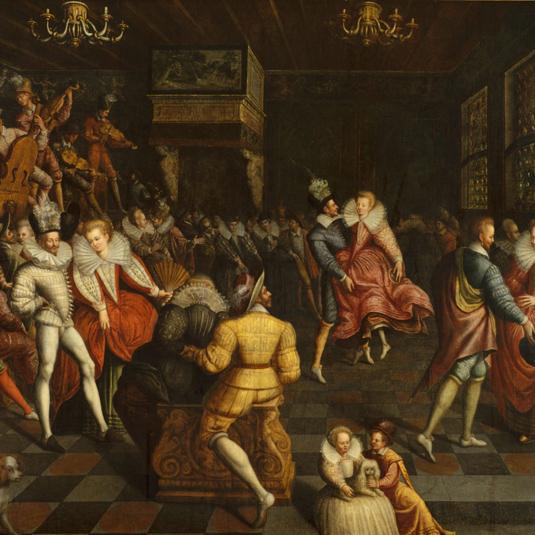 L'invitation à la danse - Il Ballo à la Saison Culturelle des Coëvrons