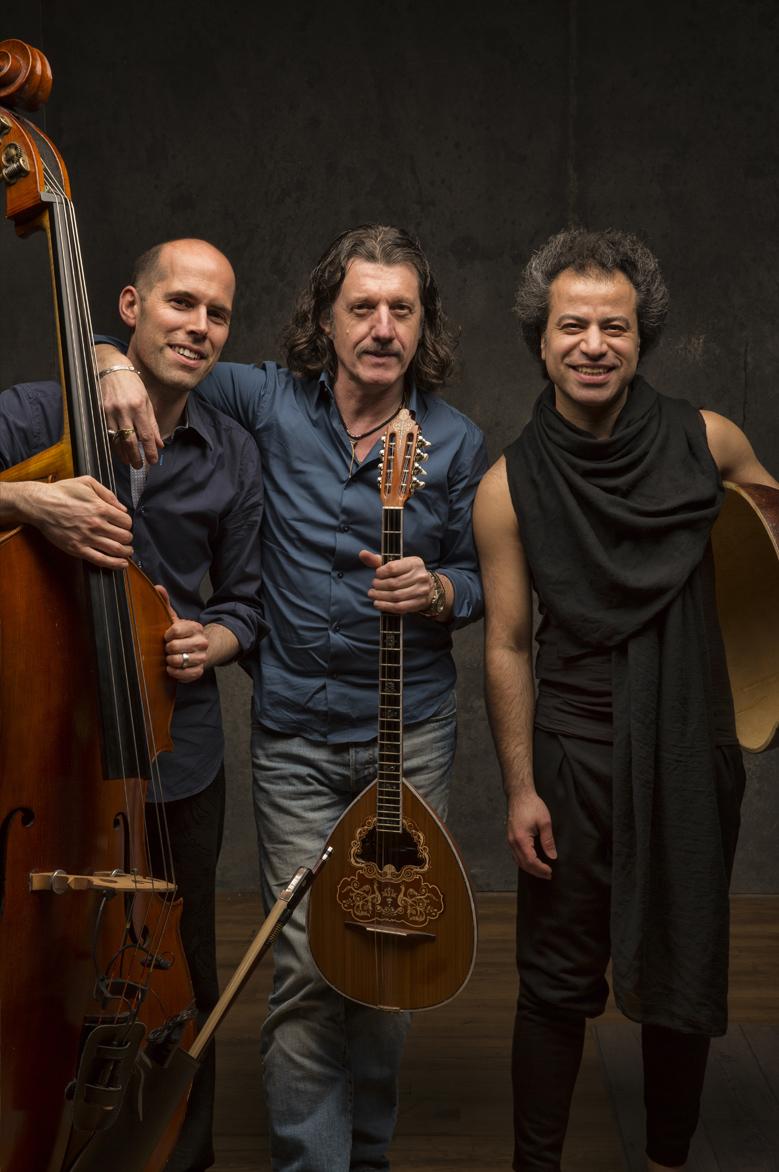 Titi Robin Trio Nargis